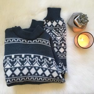 Vintage Thick Knit Sweater